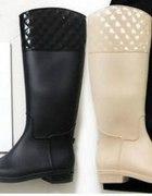 niezwykłe rain boots kalosze water shoes