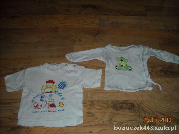 Koszulki, podkoszulki koszulka i kaftanik