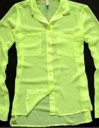 szukam na już koszula neonowa bershka