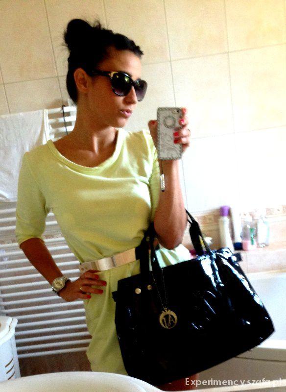 Mój styl Kanarkowa żółć