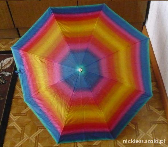 Pozostałe kolorowy parasol