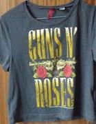 Poszukuję Luźnej koszulki w guns and roses