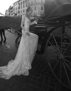Koronkowa ślubna