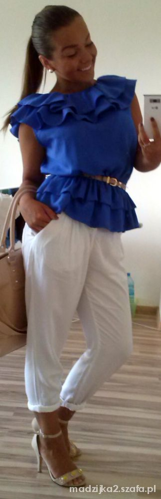 Mój styl bluewhite