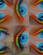 Kreski kolorowe tęcza