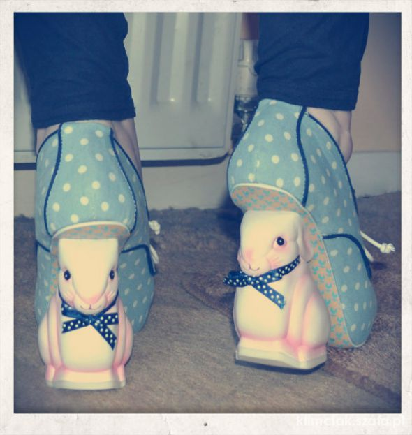 Irregular Choice Bunny...