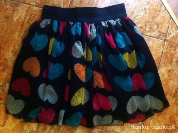 Spódnice Spódnica w serca Japan Style