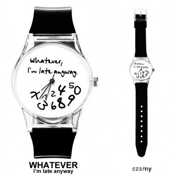 Whatever zegarek