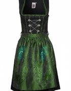 Dirndl oryginalne sukienki bawarskie tyrolskie