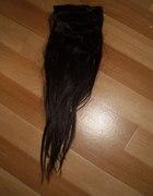 naturalne clip in 55cm