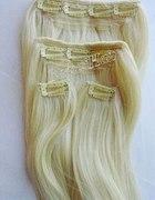 clip in każdy blond...