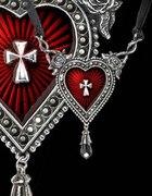 Alchemy Gothic Sacred Heart