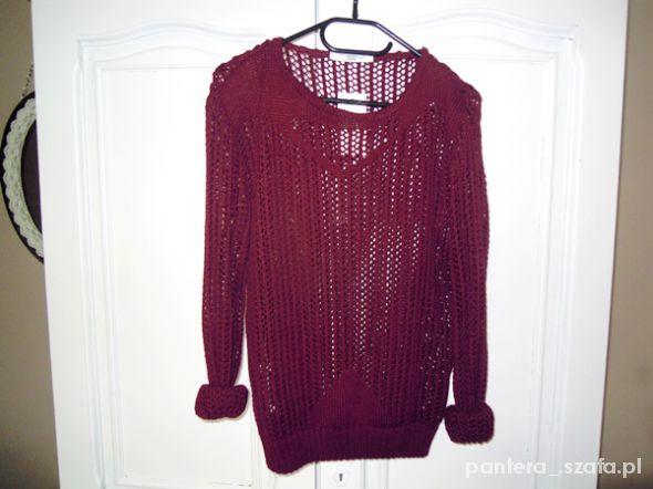 Nowy ażurowy sweterek New Look