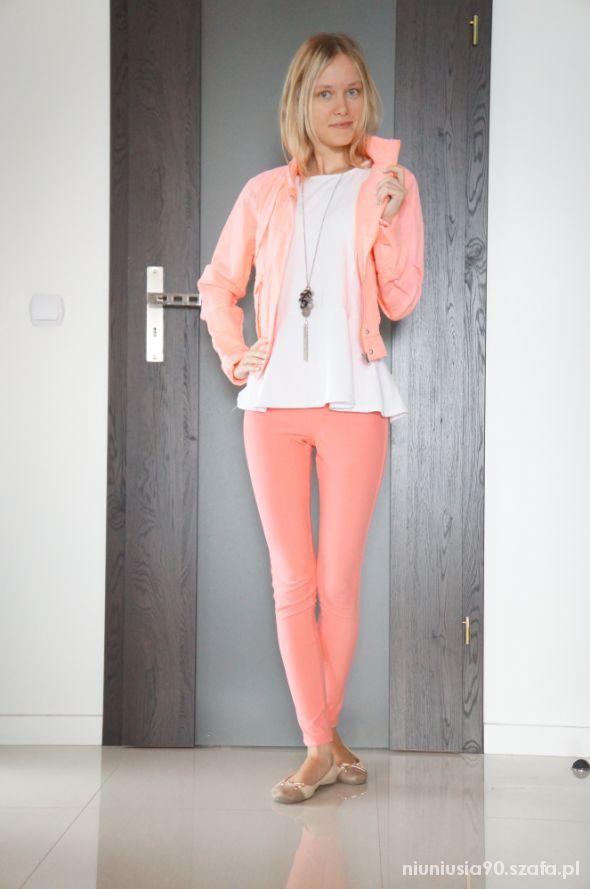 Mój styl Lovely pink