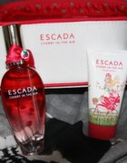 Escada Cherry in the air...