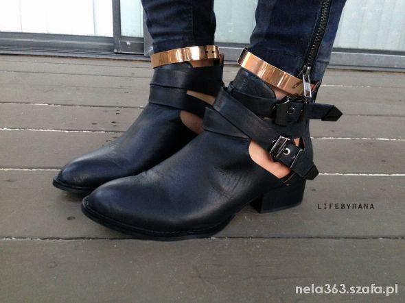 buty trzewiki sztyblety