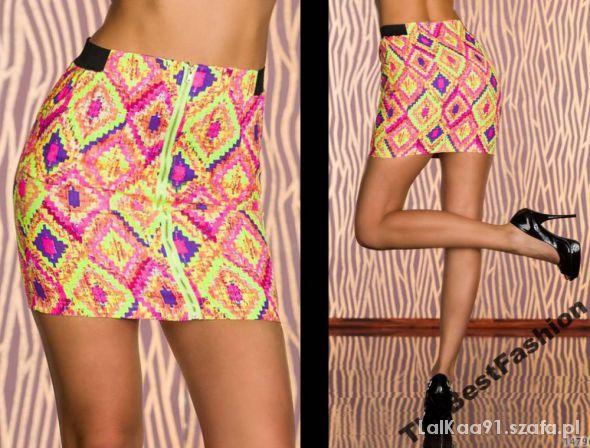 Spódnice Neon jak aztec