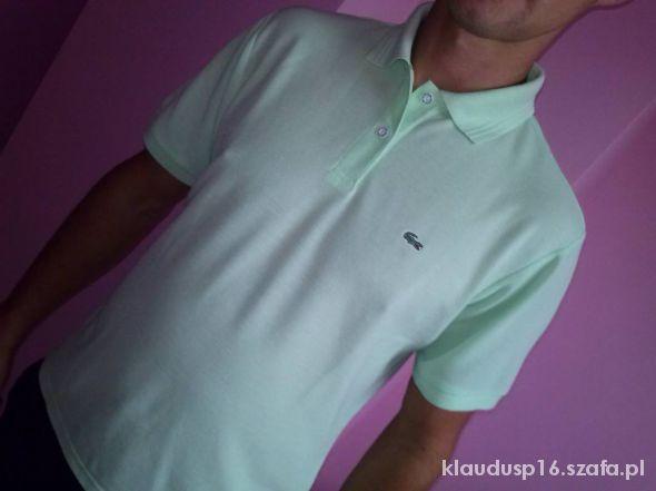 Koszulki i t-shirty Lacoste Slim
