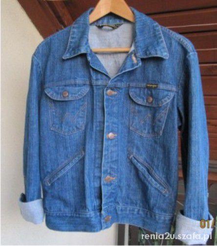 98fa2a61 Katana jeansowa Wrangler w Odzież wierzchnia - Szafa.pl