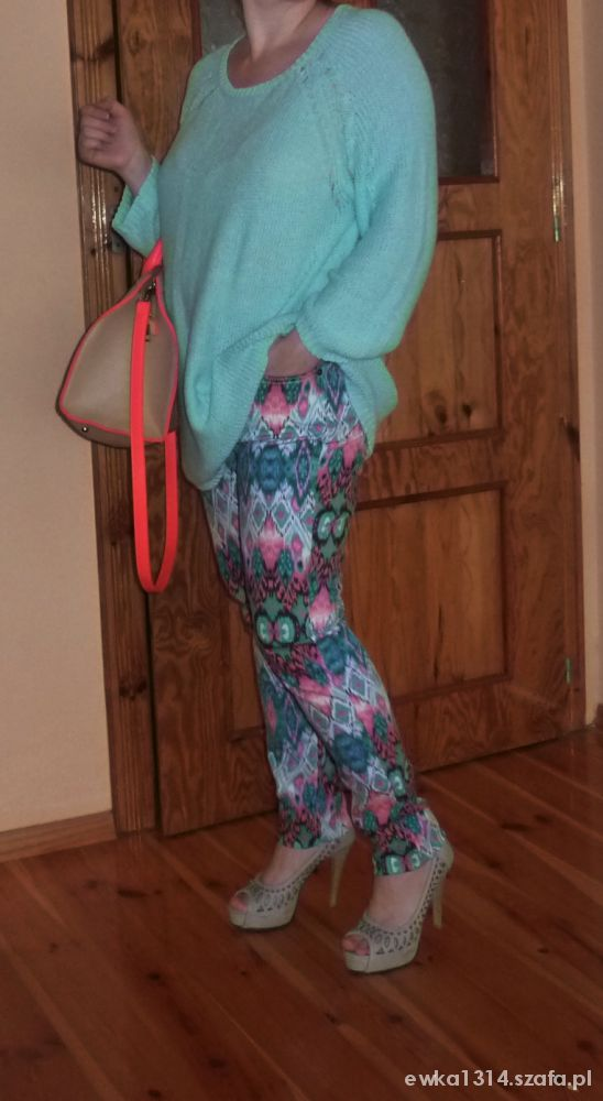 Mój styl spodnie