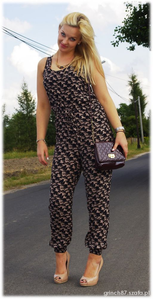 My first jumpsuit