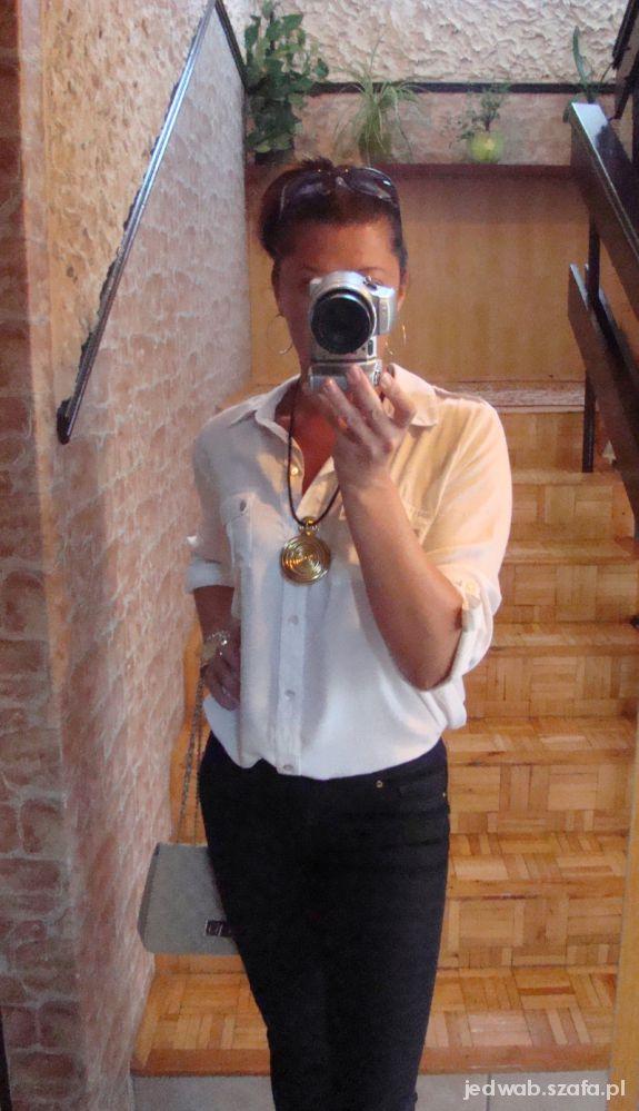 Mój styl Czerń i biel