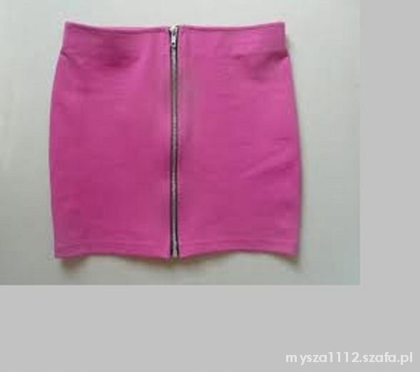 Spódnice zip hm