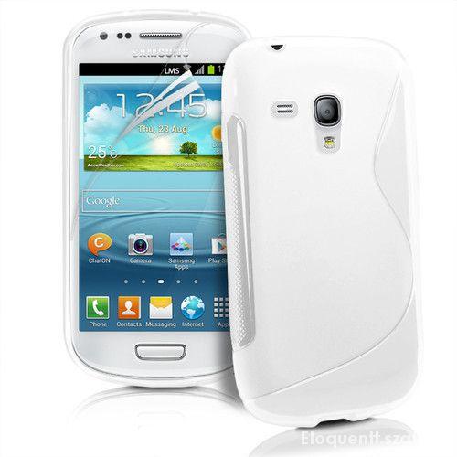 Pozostałe NOWE Etui do Samsunga Galaxy S3 MINI i folia