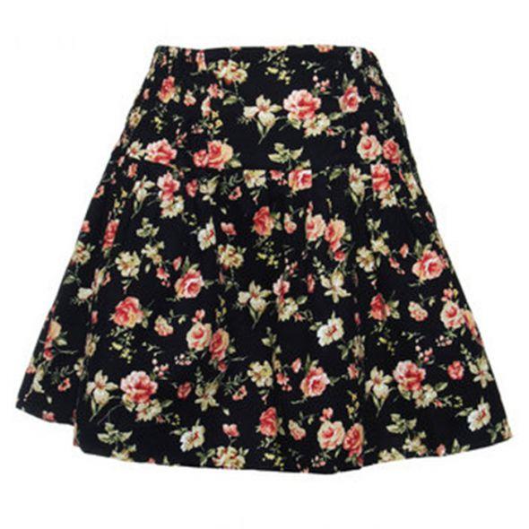 Spódnice floral spódnica rozkloszowana Hearts & Bows