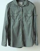 koszula khaki New Look rozmiar 40