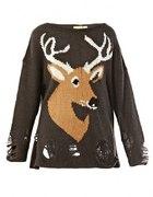 Sweter motyw zwierzęcy...