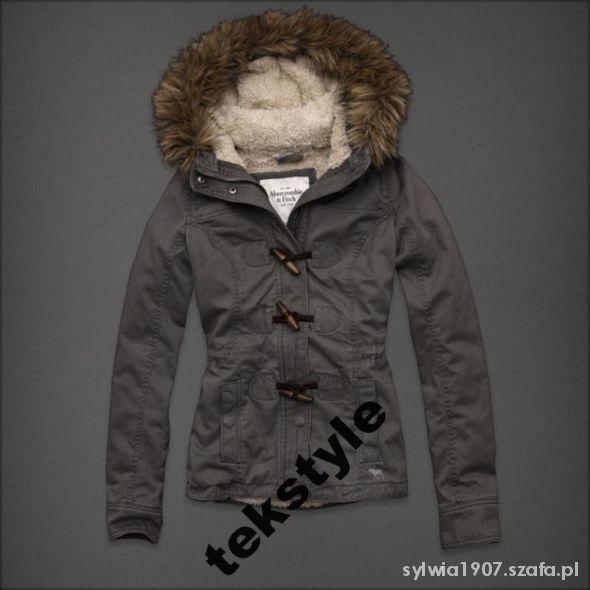Kupię kurtkę z Abercrombie&fitch...
