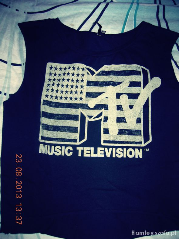 Krótki top MTV