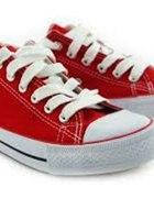 czerwone trampki 38