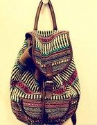 Plecak typu vintage...