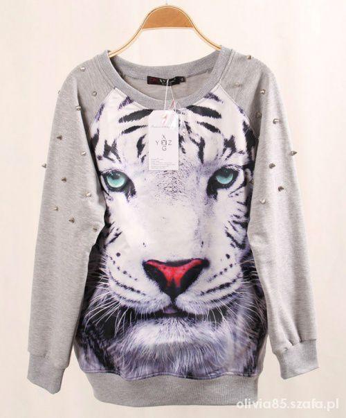 prosze pomożcie wybrac wild ANIMAL tygrys