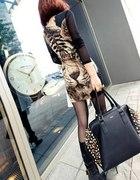 Torebka ćwieki shopper japan style...