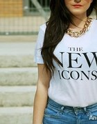 BLUZKA H&M NEW ICONS