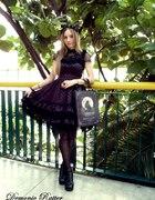 Black Summer Bride...
