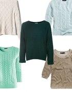 Swetry sweterki