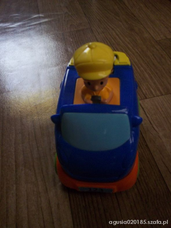 Zabawki samochodzik