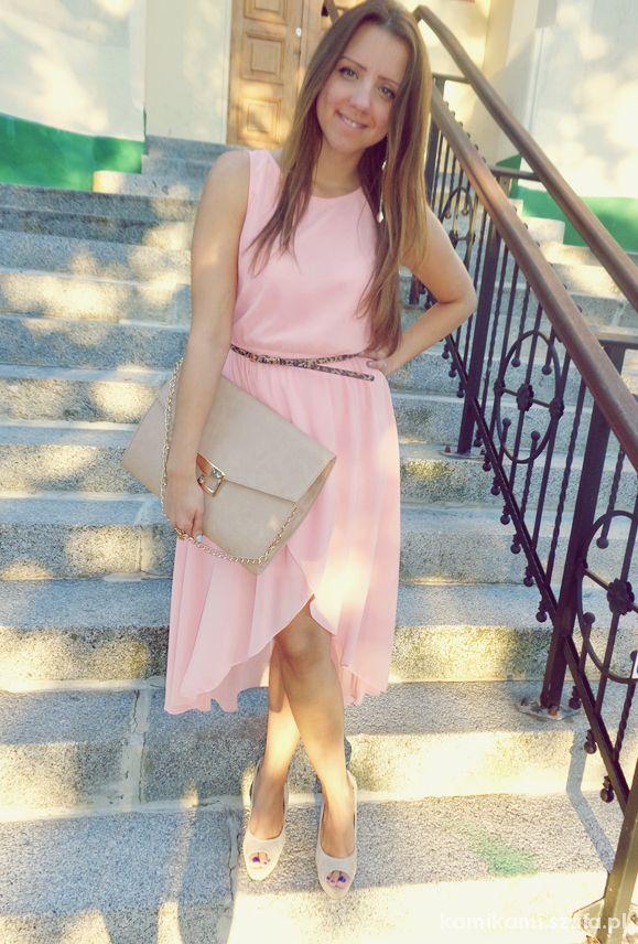 Eleganckie pink dream