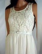 Śliczna sukieneczka zwiewna