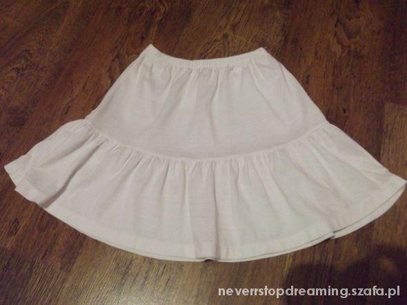 Spódnice Biała spódnica XS