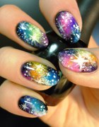 Galaxy nails paznokcie
