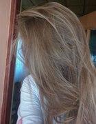 clip in NOWE ciemny blond bardzo gęsta NISKA CENA