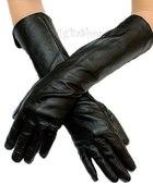 Długie rękawiczki...