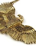 Naszyjnik złoty orzeł
