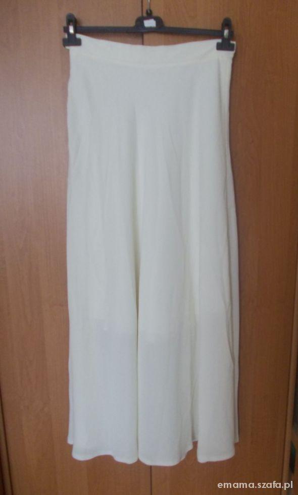Spódnice zwiewna maxi 36 38