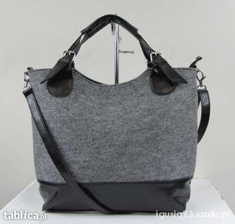 Shopper bag filcowa